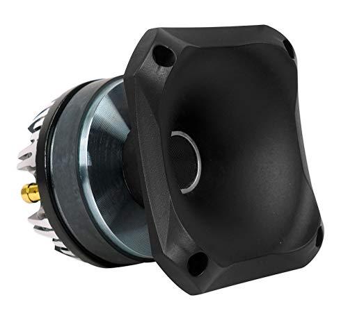"Rockville HT80 1.35"" 240 Watt Car/Pro Audio ABS Horn Titanium Tweeter"