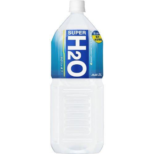 アサヒ飲料 スーパーH2O 2000ml×6本