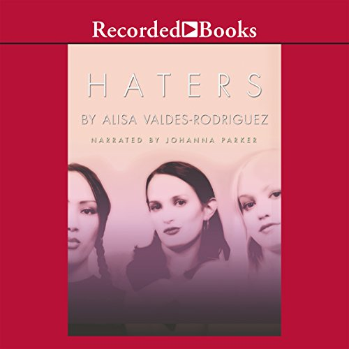 Haters audiobook cover art