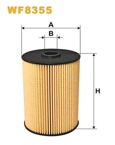 Filtro combustible 020-WF8355