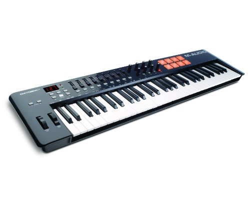 Claviers maitres M AUDIO OXYGEN 61 MK4 6176 Touches