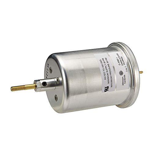 Johnson Controls D-3062-1 Series D-3062 Pneumatic Piston Damper Actuator, 3 to 7 psig