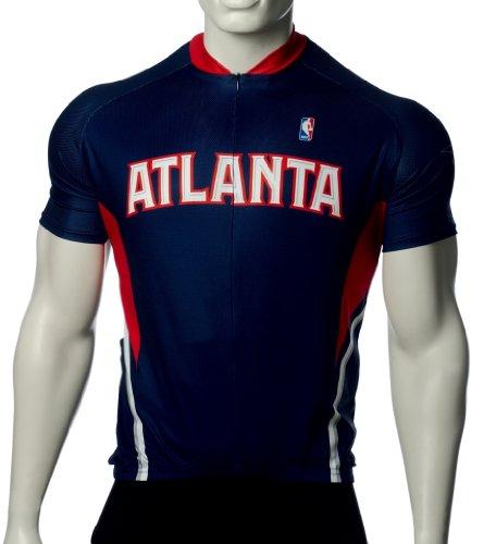 VOmax NBA Atlanta Hawks Damen Radtrikot, Damen, blau