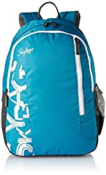 Skybags Brat 10 Blue 25 ltrs Casual Backpack,VIP Industries Ltd,BPBRA10ELBU,bagpack,bagpack for women,bagpacks,bagpacks for college,bagpacks for girls stylish,pubg bagpack level 89,wildcraft bagpacks