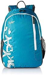 Skybags Brat 10 Blue 25 ltrs Casual Backpack,VIP Industries Ltd,BPBRA10ELBU,bagpack,bagpack for women,bagpacks,bagpacks for college,bagpacks for girls stylish,pubg bagpack level 89,wildcraft bagpacks
