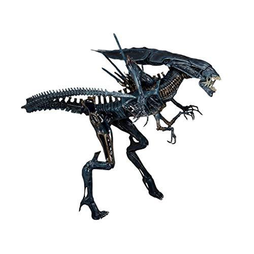 siyushop Aliens - Xenomorph Queen-Ultra-Deluxe Boxed Action-Figur