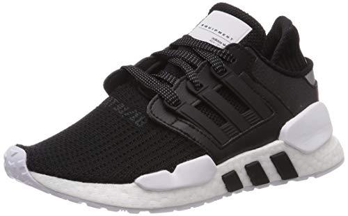 adidas EQT Support 91/18, Zapatillas de Gimnasia Hombre, Negro (Core Black/Core Black/FTWR White Core Black/Core Black/FTWR White), 44 2/3 EU