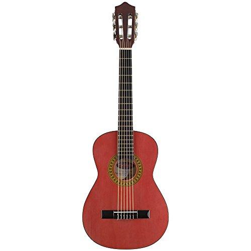 Stagg C510 TR Konzert Gitarre (554 mm) rot