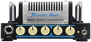 Hotone Thunder Bass Mini Bass Guitar Amplifier Head, 5 Watt