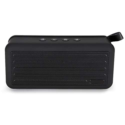 PN-68 Altavoz Bluetooth 5.0 portátil, Altavoz Dual Audio FM