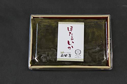 奥田屋 ホタルイカ 昆布締め(丸ごと姿) -クール冷凍-