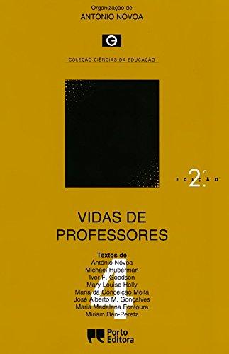 Vidas de Professores - Volume 4. Coleção Ciências da Educação
