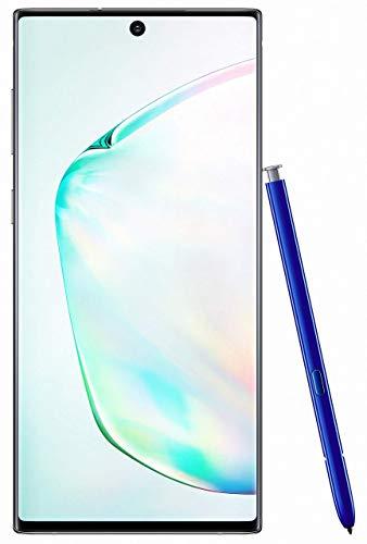 Samsung Galaxy Note 10 4G Dual-SIM SM-N970F DS 256GB (GSM Only, No CDMA) Factory Unlocked 4G LTE Smartphone - International Version (Aura Glow)