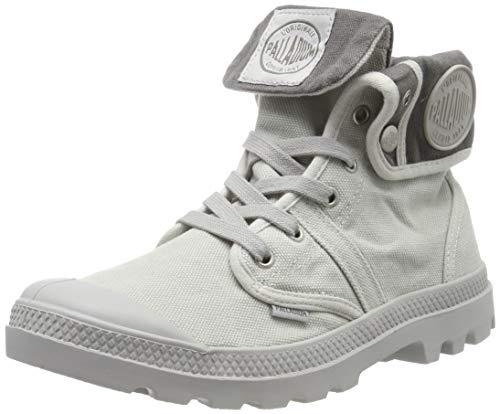 Palladium Herren Pallabrouse Baggy Desert Boots, Grau (Vapor/Metal), 44