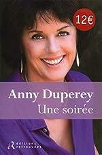 Une soirée d'Anny Duperey