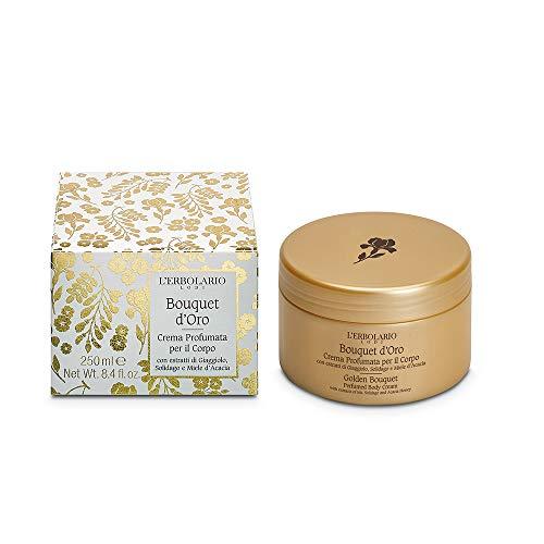 Crema Profumata per il Corpo Bouquet d'Oro