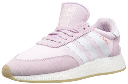 adidas Originals Women's I-5923 Running Shoe, aero Pink/White/White, 8 M US