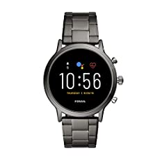Image of Fossil Unisex 44MM Gen 5. Brand catalog list of Fossil. It's score is 4.1 over 5.