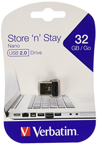 Verbatim 32GB Store 'n' Stay Nano USB Flash ...