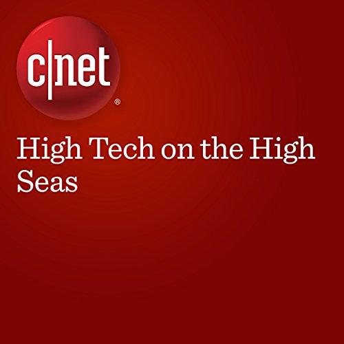 High Tech on the High Seas audiobook cover art