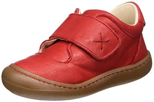 Pololo Unisex-Kinder Primero Bootsschuhe, Rot, 23 EU