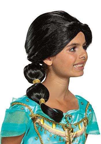 Disguise The Aladdin Live Action Kid Jasmine Wig Standard