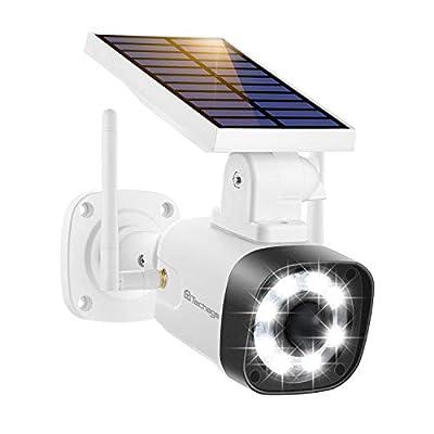 Techage Solar Motion Sensor Light