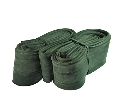 Street Fit 360 Bicycle Tubes - 26' x 1.75-1.95 Reg Schrader Valve 32mm with Removable Core