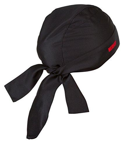 Kerbl 15350 Anti Geruchs Kopftuch, Damen, Größe XL, schwarz