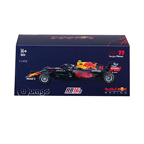 RedBull Racing RB16B Sergio Pérez SP #11 Fórmula1 2021 Auto de Colección Escala 1:43