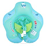 AKUN Inflatable Baby Swimming Ring Pool Float Safety Inflatable Circle Swim Kids Water Bed Pool Toys For Children Below 6 Years Old
