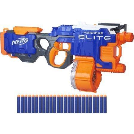 Strike Nerf N Elite HyperFire Blaster by