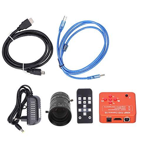 Fotocamera per Microscopio Elettronico con Fotocamera Industriale da 40 MP con Microscopio Digitale Wireless con Obiettivo