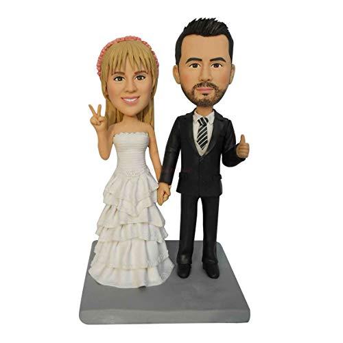 Hochzeitseinladungen Party Dekoration für Kinder oder Frau Freundin Top Fashion Geschenk Geschenk Figur Party zugunsten Hochzeitsbevorzugung