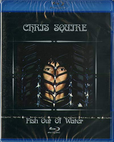 Chris Squire - Fish Out Of Water: Blu Ray High Resolution Audio Edition [DVD] [2020]