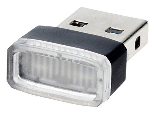 星光産業 車内用品 イルミライト EXEA USBイルミカバー ホワイトLED EL-171
