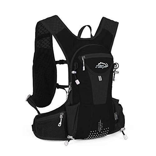 ROYWY Travel Backpack,Sport d'hydratation Sac à Dos de Cyclisme Pack,Étanche Travel Backpack, pour Course à Pied Cyclisme randonnée Escalade Ski Chasse Pouch,F