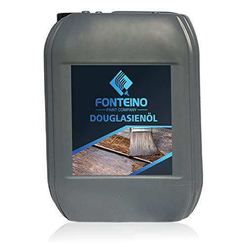 Douglasien Öl Holzöl Möbelöl Hartholz Pflegeöl Gartenmöbel Douglasienöl 5L