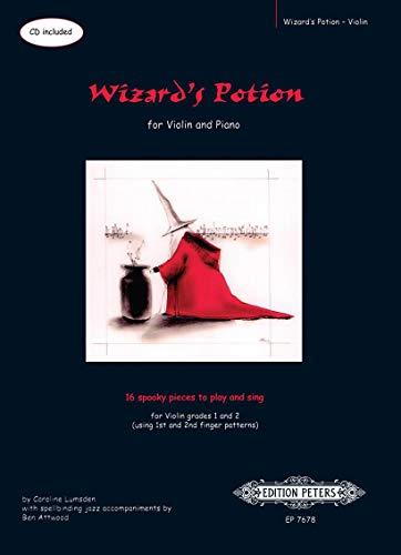 Wizard'S Potion (Zaubertrank). Violine, Klavier