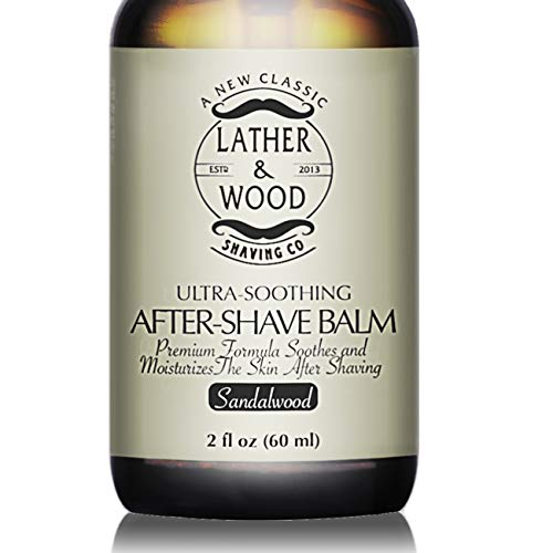 Best sandalwood after shave balm