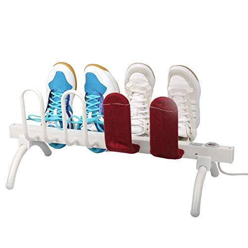 Intelligente konstante Temperatur Heizung Schuhtrockner, Fußbodenheizung Trockenschuhmaschinentrocknungsschuh, Temperiergeräte Beweglich, kann in der gleichen Zeit mit 4 Paaren Schuhe, Wohnhaus, Hotel