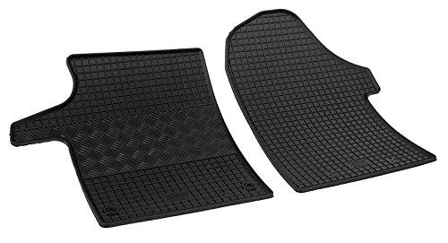 Gummi Fußmatten Automatten fahrzeugspezifisch AZ10091338