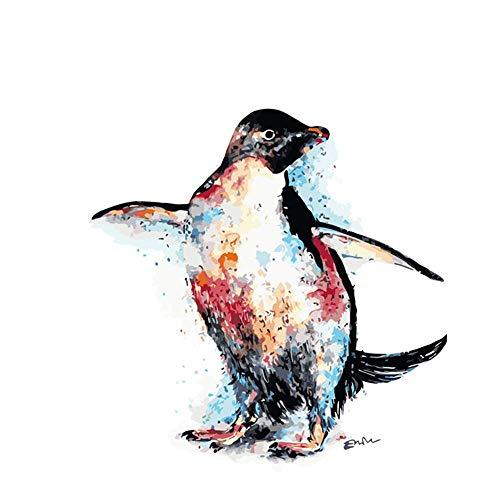 Rompecabezas De Madera Creativos 1000 Unidades Fresco Baile Pingüino Animal Adultos Niños Ocio Juegos De Puzzle Juguetes
