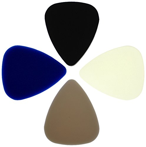 Rubber Tones RUB-MP-4 Mixed Picks (Pak van 4)