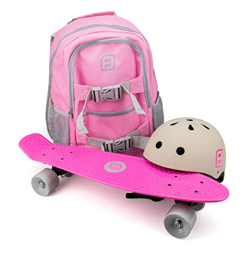 Ensemble Skateboard 22' + Sac à dos +...