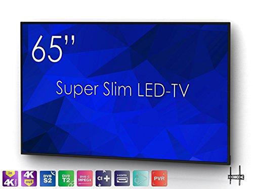 SWEDX ME-65K16-A2-PP1 165 cm (65 Zoll) 4K 120 Hz LED-TV, DVB-T/T2/C/S/S2