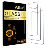 Ailun Glass Screen Protector Compatible for iPhone 13...