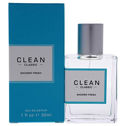 Clean Shower Fresh for Women / femme, 30 ml Eau de Parfum, Vaporisateur / Spray, Blumig