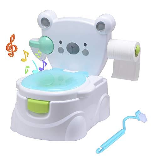 Froschform Toilettentrainer Urinal Kidskit Kindertopf Töpfchen Vy