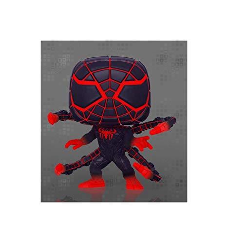 Funko POP! Gamerverse Spider-Man Miles Morales #775 - Miles Morales [Programmable Matter Suit GITD] Exclusive